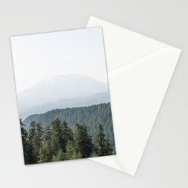 Lookout Ridge - Mountain Nature Photography Stationery Cards