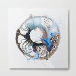 Sea & Me 27 Metal Print