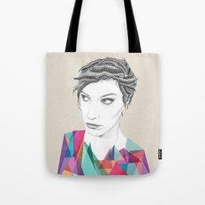Beauté rageuse Tote Bag