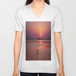 SUN Unisex V-Neck