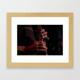 Music for the Soul Framed Art Print