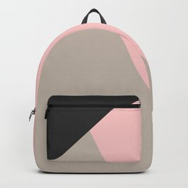 Abstract modern print 2 Backpack