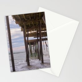 Under Frisco Pier Stationery Cards