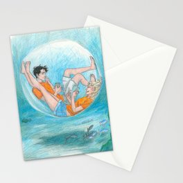 Privacy  Stationery Cards