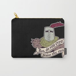 Bro, do you even praise the sun? Carry-All Pouch