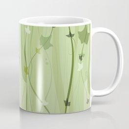 Climbing Vines - English Ivy Coffee Mug