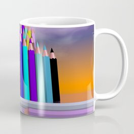 time to draw a picture -3- Coffee Mug