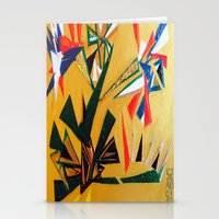 oakland Stationery Cards featuring Oakland Wall Flower by Oakland.Style