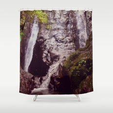 Falls Shower Curtain