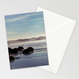 Moeraki Boulders, New Zealand Stationery Cards