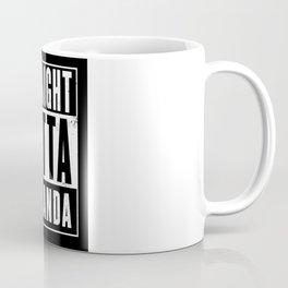 wakanda Coffee Mug