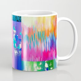 Hummingbird Collage Coffee Mug
