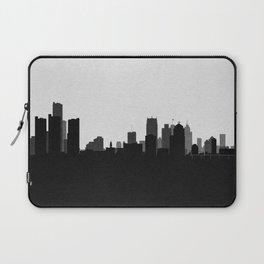 City Skylines: Detroit Laptop Sleeve