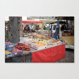 Market 7 Canvas Print