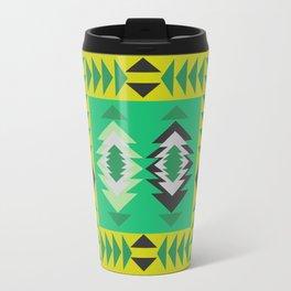 Fresh ethnic decor Travel Mug