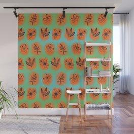flowers 7 Wall Mural