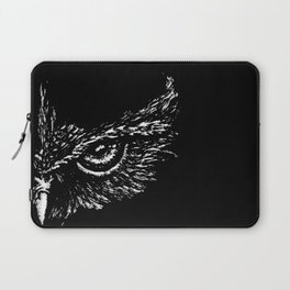 Focused (Black) Laptop Sleeve
