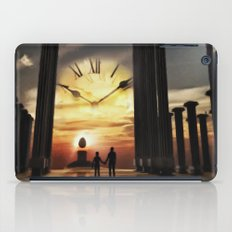 Until The End Of Time iPad Case