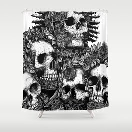 The Ancients Kings : Reunion Shower Curtain