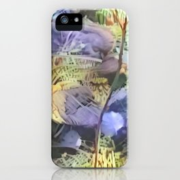 Some More Mandalic Forest iPhone Case