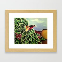 """Untitled 1993"" Framed Art Print"