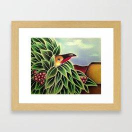 """Untitled 1993"" Framed Art Print"