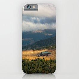 Karkonosze pano iPhone Case