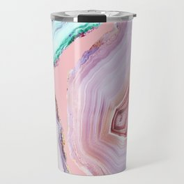 Mineral Agates #Glam collection Travel Mug