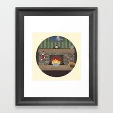Game Name #2 Framed Art Print