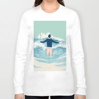 mad men Long Sleeve T-shirts featuring Mad Men by lazy albino