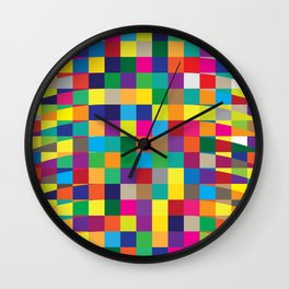Geometric No. 4 Wall Clock