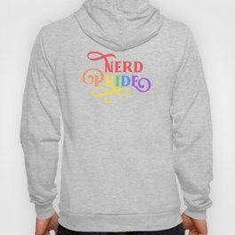 DnD Nerd Pride Dungeons and Dragons Hoody