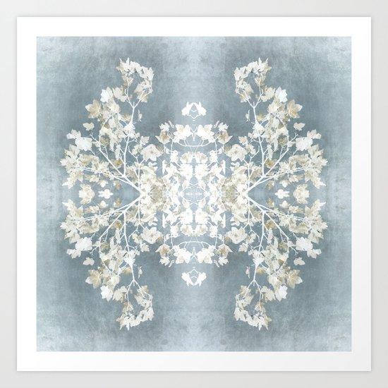 Medaillon Art Print