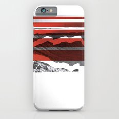 Red Terrain iPhone 6s Slim Case