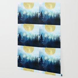 Winter Night 3 Wallpaper