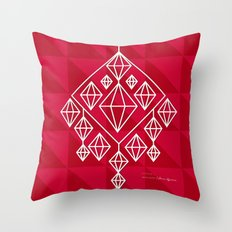 Himmeli Throw Pillow