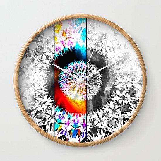 SOLANACEAE Wall Clock