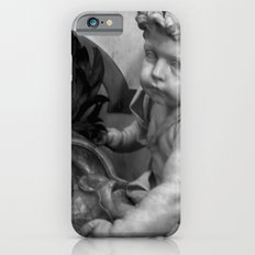 The Haunted Cherub. iPhone 6s Slim Case