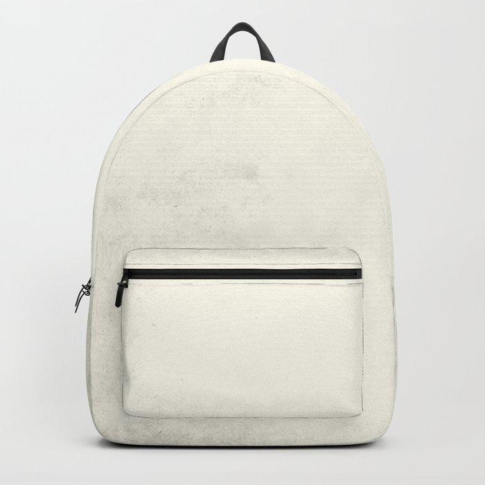 Tribal Ivory Cream Backpack