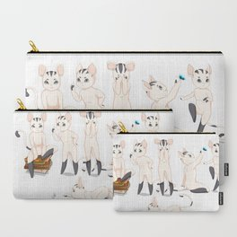 Thorodrin cat Carry-All Pouch