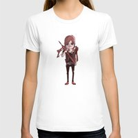 daryl T-shirts featuring Daryl Dixon by Scott Ulliman