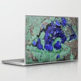 Azurite and Malachite Laptop & iPad Skin