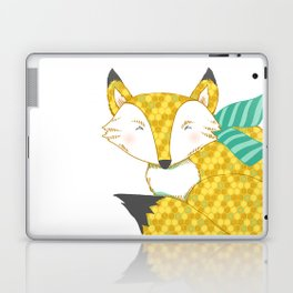 Fashionable Fox Laptop & iPad Skin