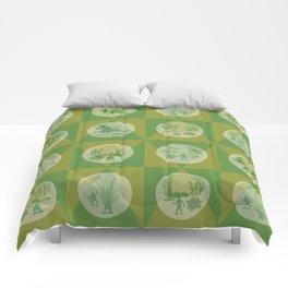 yippee-ki-yay Comforters