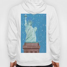 The Statue of Liberty Hoody