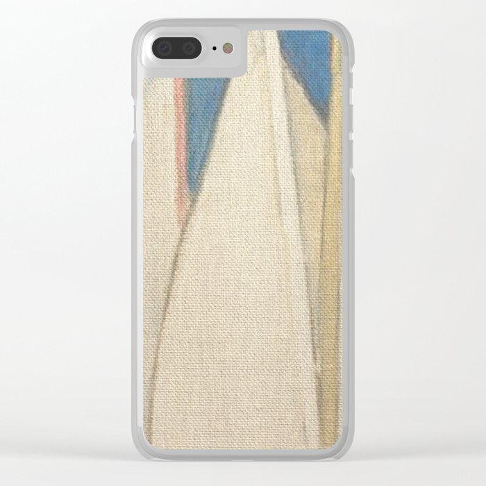 Sails 2 Clear iPhone Case