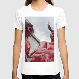 Double devil T-shirt