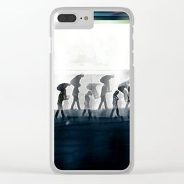 forward Clear iPhone Case