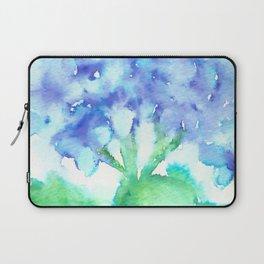 Hydrangea Laptop Sleeve