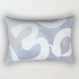 OM: Spirit of Serenity Rectangular Pillow